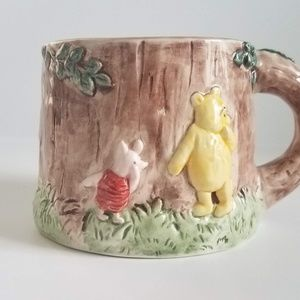 Classic Pooh Disney Mug by Charpentre